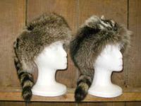 Children's Davy Crockett Cap