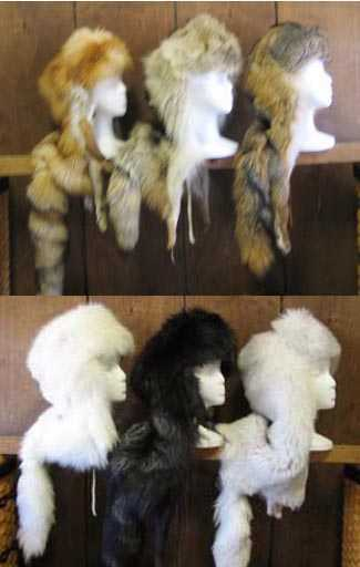 Fur Mountain Man Hats